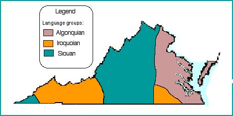 Native Americans Of Virginia  The First People Of Virginia